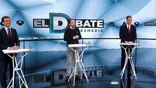 Campanha para as legislativas espanholas na reta final