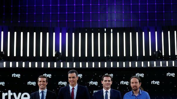 "Spanien: Endspurt des ""aggressiven Wahlkampfs"""