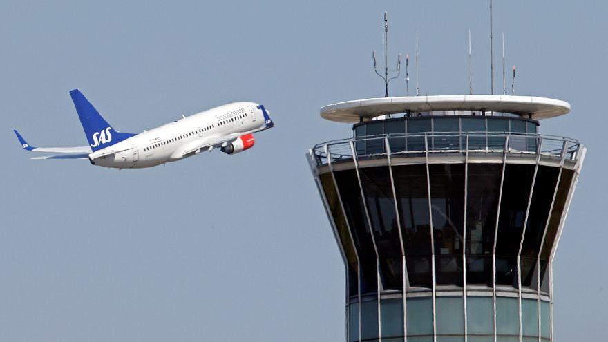 İskandinav Havayolları (SAS) pilotları greve gitti: Yüzlerce uçuş iptal