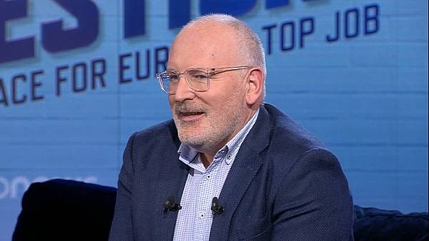 """Frans Timmermans : """"L'Europe est indispensable, on ne peut pas y arriver chacun de son côté"""""""
