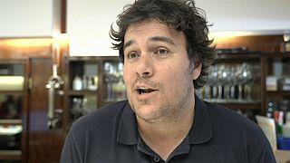 Mikel Martinez aus San Sebastian hat sich noch nicht entschieden
