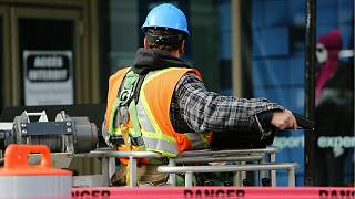 In welchem Land in Europa ist Arbeiten am gefährlichsten?