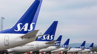 Flugzeuge der SAS-Flotte