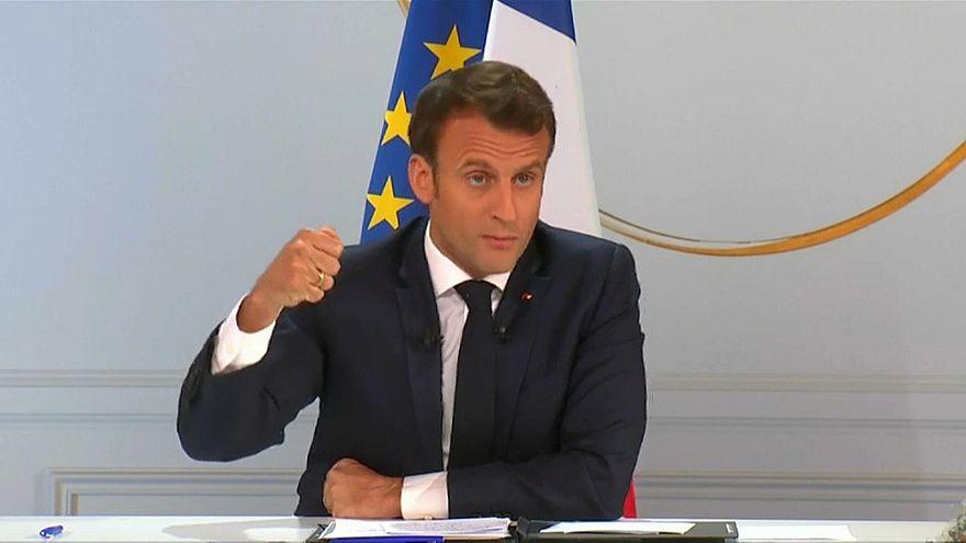 Macron : la déception après ses annonces sur l'écologie