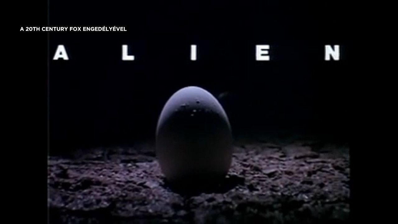Ma van az Alien-nap
