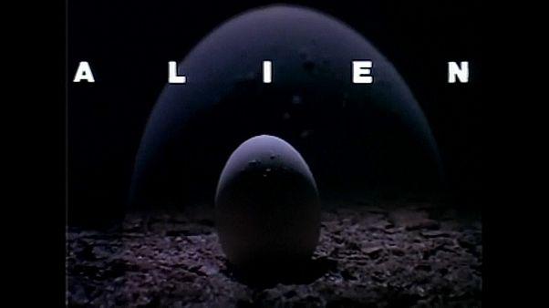 """Film-Trailer """"Alien"""""""