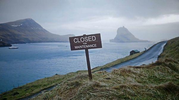 Iles Féroé : fermées pour travaux