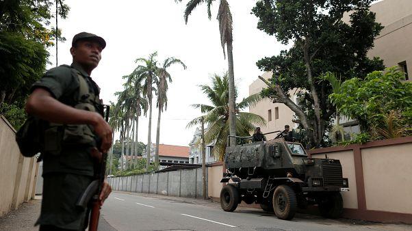 اشتباكات بشرق سريلانكا خلال مداهمة نفذتها الشرطة تتعلق بهجمات عيد القيامة