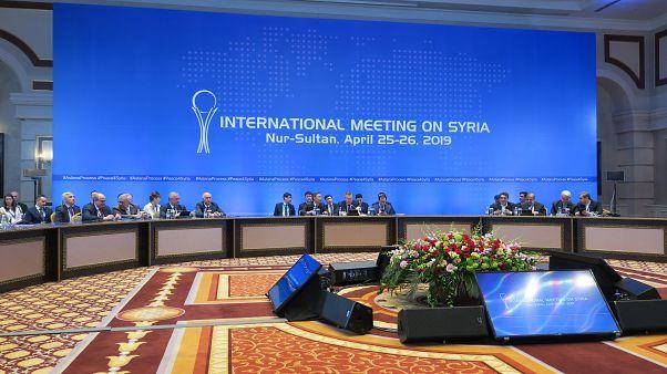 Türkiye, Rusya ve İran Suriye'yi görüştü: Moskova'ya göre Anayasa Komitesi kurulması ihtimali yüksek
