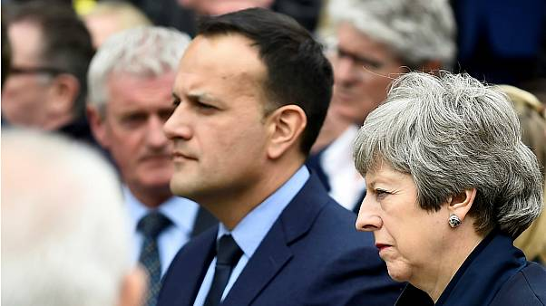 London and Dublin launch new talks aimed at restoring Northern Ireland's devolved government