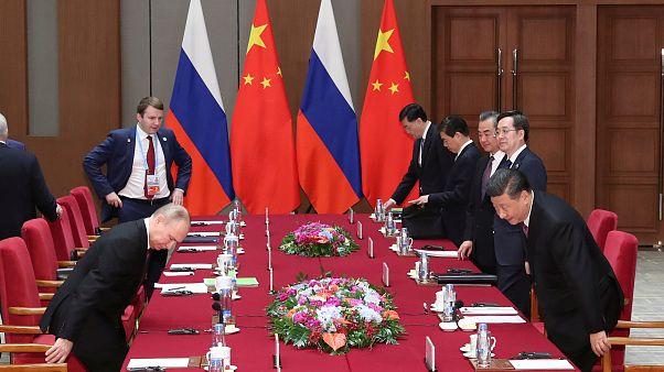 """Саммит """"Один пояс - один путь"""" в Пекине"""