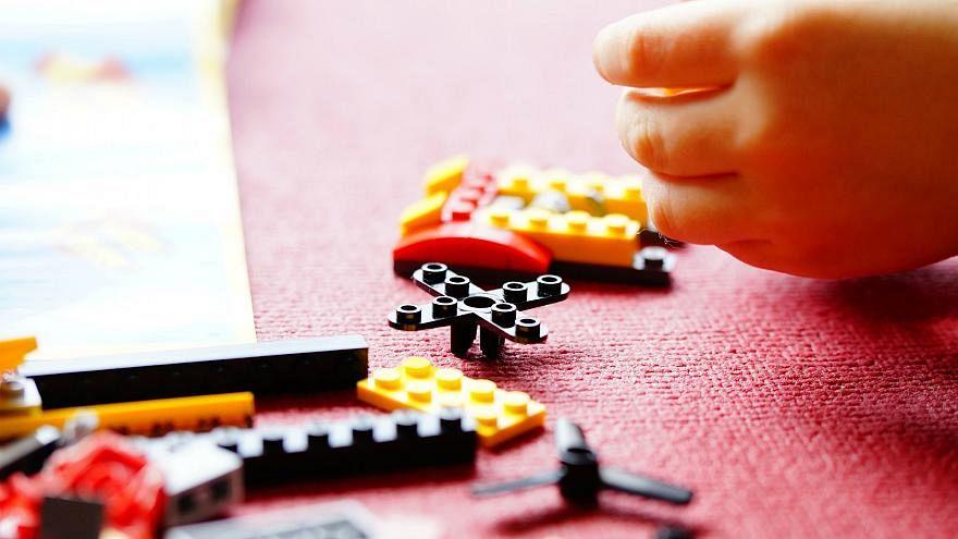 LEGO для слабовидящих и слепых детей