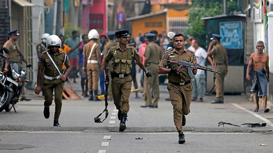 Sri Lanka terör saldırıları: Aramalar sırasında polis ile bir grup arasında silahlı çatışma çıktı