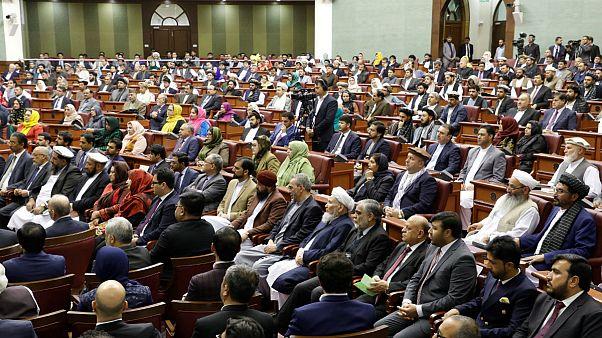 آغاز کار مجلس هفدهم افغانستان ۶ ماه پس از انتخابات ناتمام