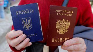 Язык до паспорта доведёт | #Куб