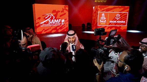 """""""Дакар"""" переезжает в Саудовскую Аравию"""