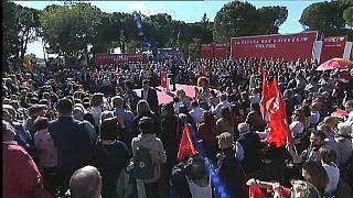 Derniers meetings avant les législtatives en Espagne