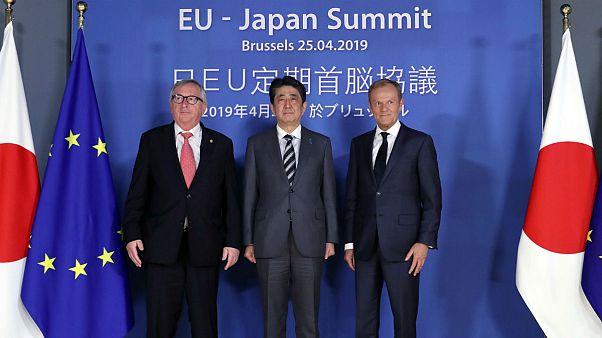 ژاپن و اتحادیه اروپا بار دیگر از برجام حمایت کردند