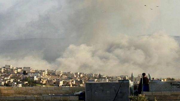 حمله مرگبار روسیه به ادلب همزمان با گفتگوهای صلح سوریه در قزاقستان