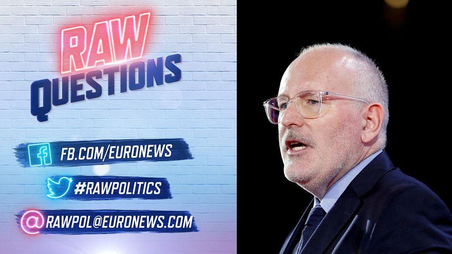نائب رئيس المفوضية الأوروبية: يجب أن تبقى أوروبا ملاذا آمنا لفئة معينة من المهاجرين