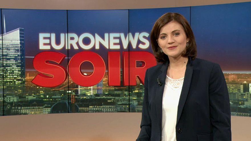 Euronews Soir : l'actualité du vendredi 26 avril