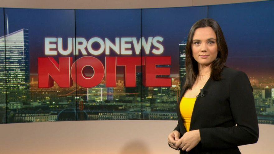 Euronews Noite 26.04.19