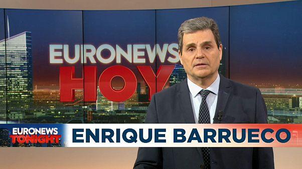 Euronews  Hoy | Las noticias del miércoles 12 de junio de 2019