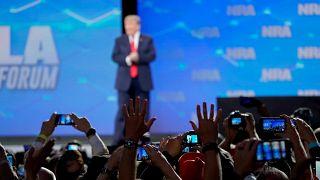 Trump will UN-Waffenpakt aufkündigen, NRA jubelt