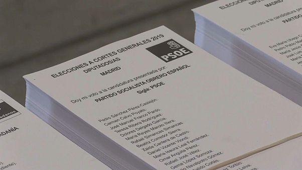 Les Espagnols votent pour leurs députés ce dimanche