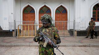 'Caza al yihadista' en Sri Lanka