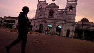 Sri Lanka'da terör operasyonu: 6'sı çocuk 15 kişi öldürüldü