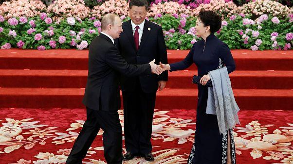 محادثات بين بوتين وشي جين بينغ تتناول سوريا وليبيا وفنزويلا