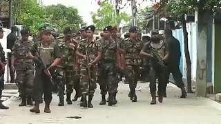 Explosão mortífera no Sri Lanka