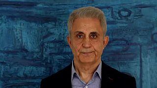 Musa Kart habló con Euronews poco antes de volver a la cárcel