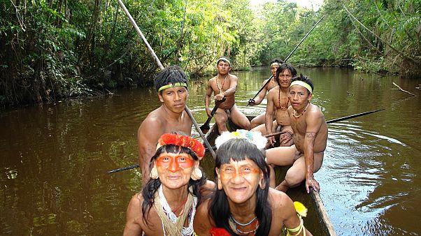 Victoria histórica de los indios Waorani para proteger el Amazonas de la industria petrolera