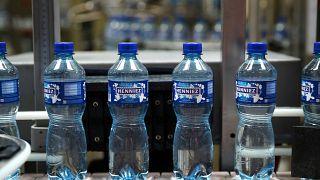 Londra Maratonu'nda plastik şişe yerine içi su dolu yosun kapsülü dağıtılacak