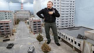 سيرجي بسكريستنوف المشارك في تصميم اللعبة