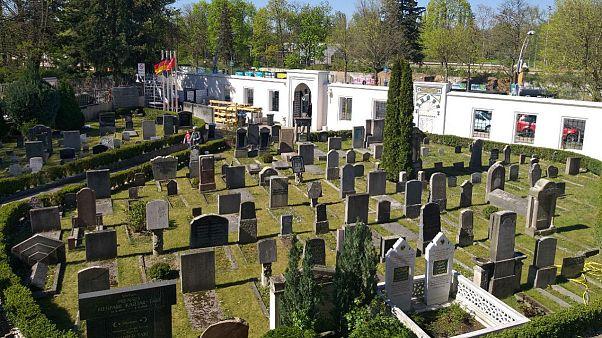 یادگار دوران مشروطه و قاجاریه در «قبرستان دیپلماتها» در برلین