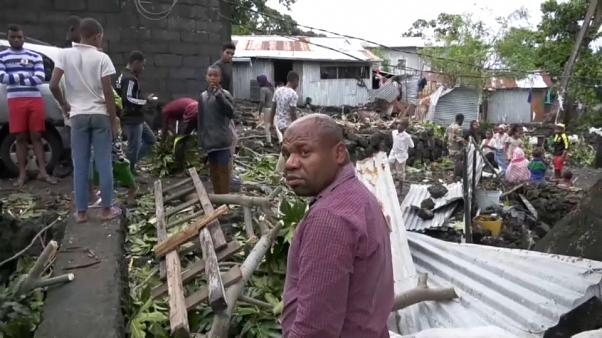 Morte e destruição em Moçambique à passagem do furacão Kenneth