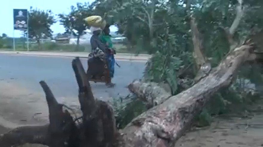 Már Mozambikban tombol a Kenneth nevű ciklon