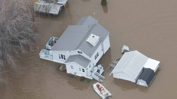 Canada braces for more rain after spring floods