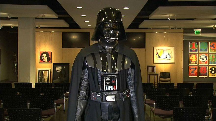 Darth-Vader-Kostüm zu versteigern