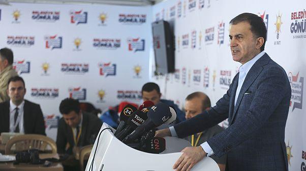 AK Parti'den Fransa Cumhurbaşkanı Macron'un 'siyasal İslam' açıklamasına sert tepki