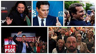Wahl in Spanien: Wer gewinnt auf Facebook, Twitter und Instagram?