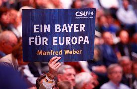 CDU/CSU-Wahlauftakt Ende April in Münster