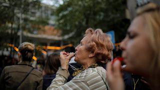 Tausende verlangen erneut Rücktritt von Präsident Vučić
