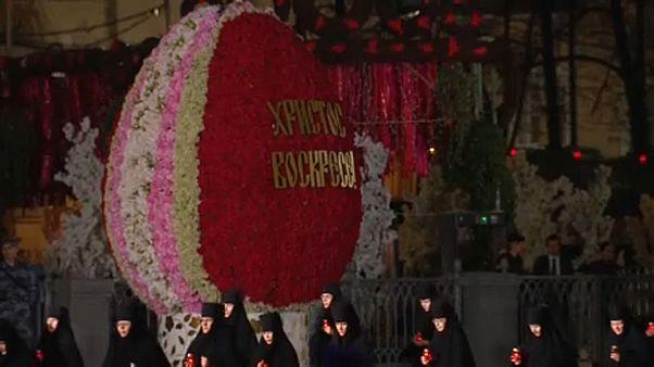 Comemorações da Páscoa Ortodoxa