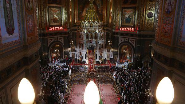 Η Ορθοδοξία εορτάζει το Πάσχα