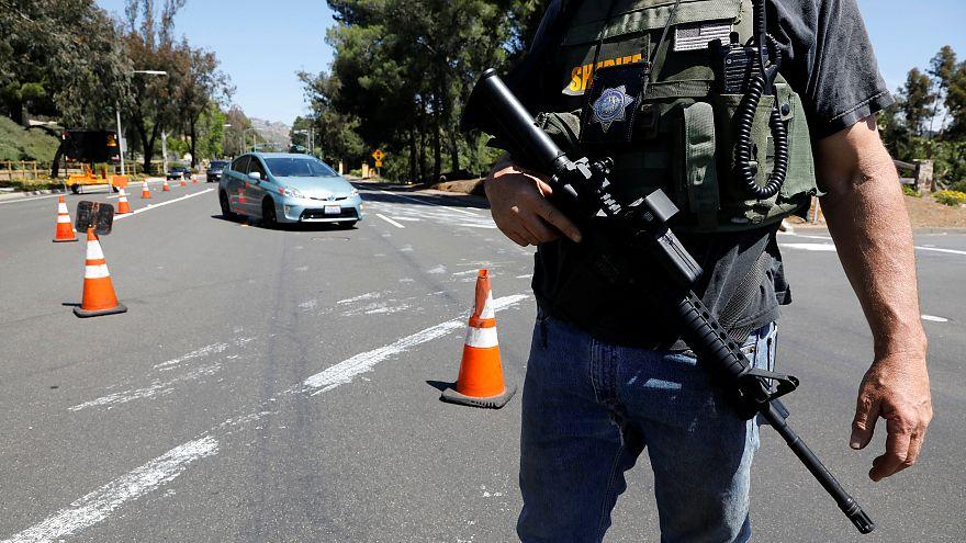 الشرطة: منفذ هجوم المعبد اليهودي في كاليفورنيا عمل بمفرده