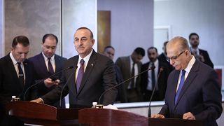 Dışişleri Bakanı Çavuşoğlu Bağdat'ta: Erdoğan yıl sonuna doğru Irak'ı ziyaret edecek